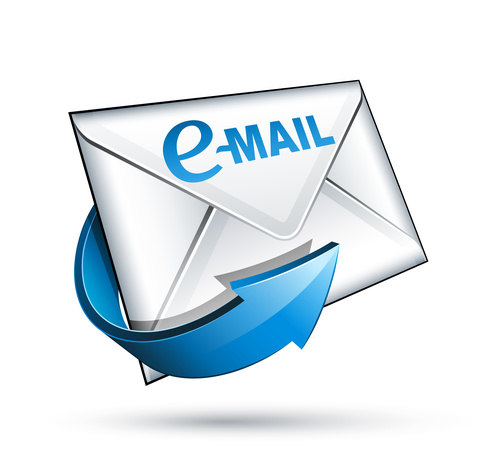 email pictogram